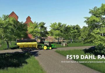 FS19 Dahl Ranch