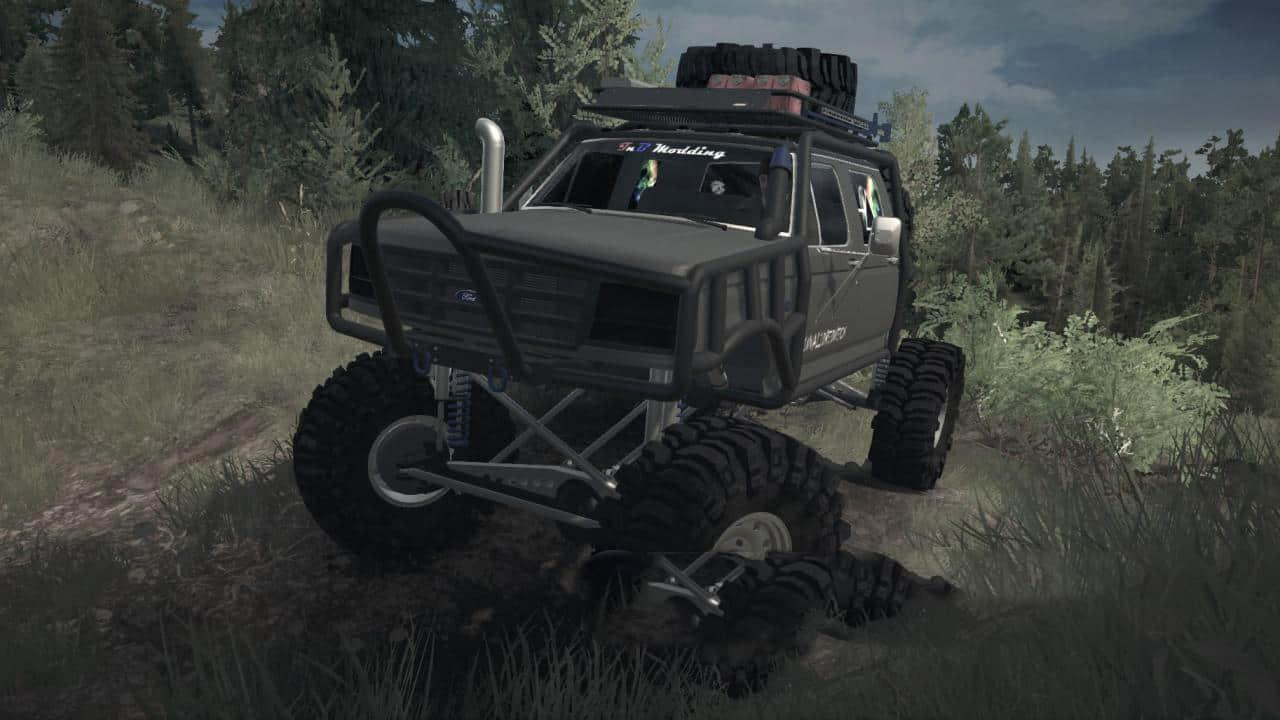 "IR F350 Powerstroke ""Trail Hog"" V06/05/19 » GamesMods.net"