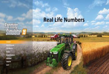 REAL LIFE NUMBERS US HEARTLAND V1.1.3.0
