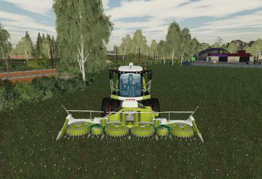 CLAAS JAGUAR 800 PACKET V1.0.0.0