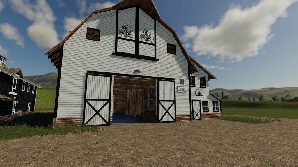 American Truck Parts >> Placeable Straw Barn » GamesMods.net - FS19, FS17, ETS 2 mods