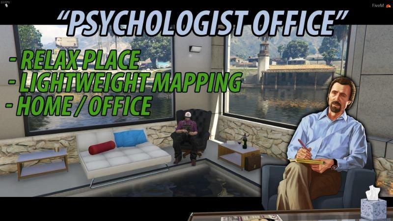 Psycologist office ( YMAP ) 1 0 0 » GamesMods net - FS19