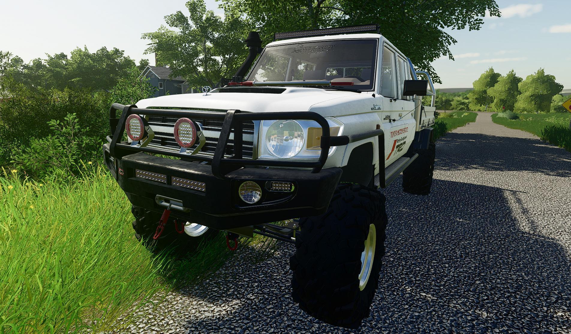 TOYOTA LAND CRUISER 70 V1.0 » GamesMods.net