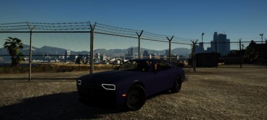 RHD Bravado Buffalo S Replace | RHD Final » GamesMods net