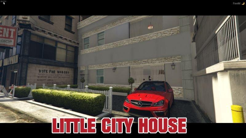 Little house in city ( YMAP ) 1 0 0 » GamesMods net - FS19