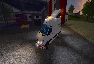 MB SPRINTER 311 CDI TRANSPORTER V1.0