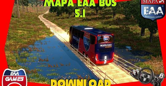 MAPA EAA BUS VERSION V5.1 1.35