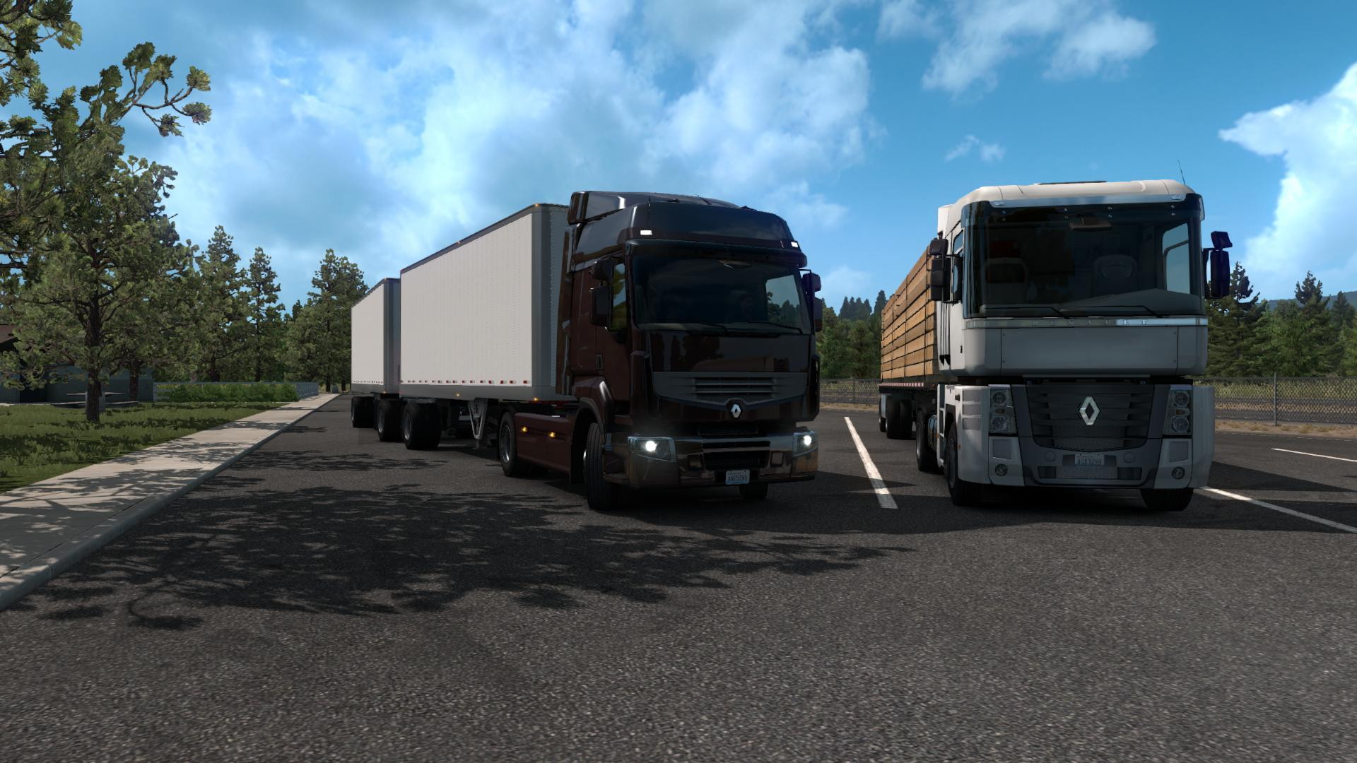 Euro Truck Simulator 2 Ets2 Mods » Page 16