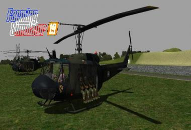 BELL UH-1 IROQUOIS V1.0