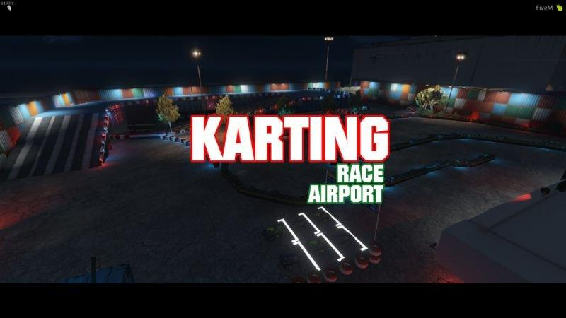 Kart race airport ( YMAP ) 1 0 0 » GamesMods net - FS19