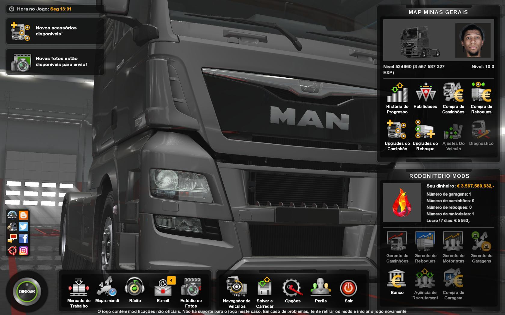 Euro Truck Simulator 2 ETS 2 Other mods