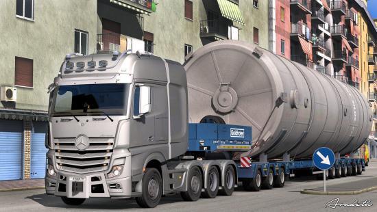Euro Truck Simulator 2 ets2 mods