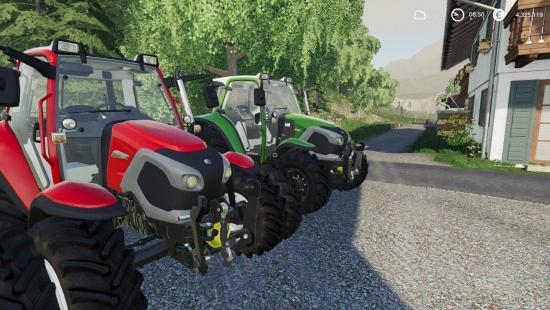 Tractors - Farming simulator 19 Tractors mods | FS19