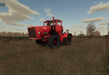 Kirovets K-700 early version 1.0.0.1