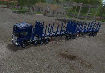 "Custom Road Train Pack"" UPDATE 4"