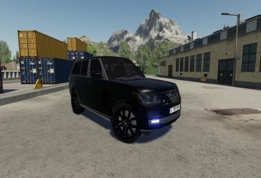 RANGE ROVER VOGUE V2.5