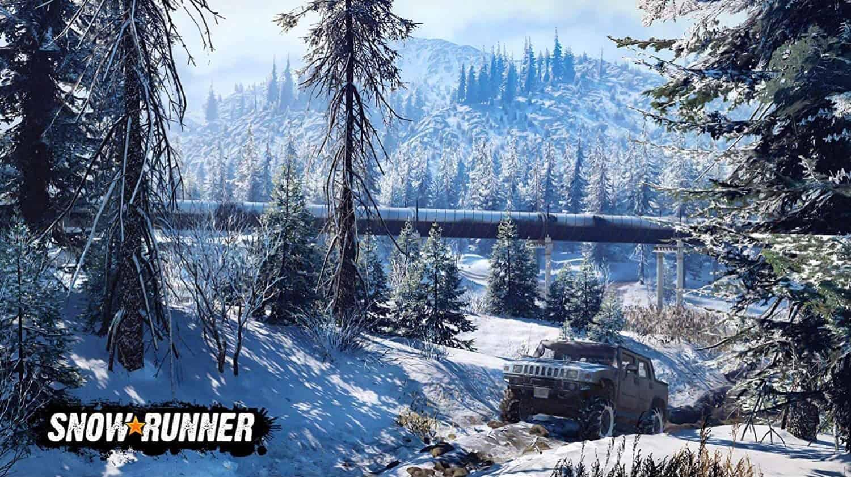 Some new tasty screenshots – SnowRunner » GamesMods.net ...