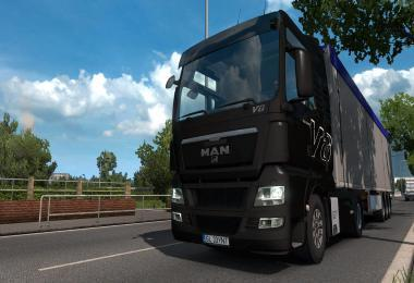 MAN TGX REWORKED V2.5 1.36