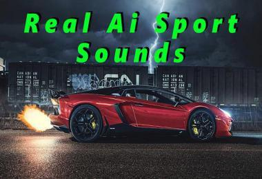 SOUNDS FOR SPORT CARS TRAFFIC PACK V5.4