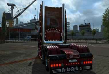 SCANIA NEXT GEN HIGH PIPE WITH AIRBAR V1.1