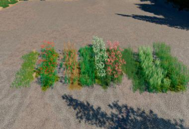 PAINT GRASS OR BUSHES OR FLOWERS IN GAME WITH LANDSCAPE TOOL V1.0