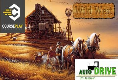AUTODRIVE NETWORK FOR WILD WEST V1.1