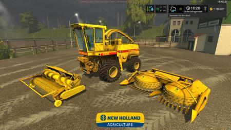 NEW HOLLAND 2305 V 1.1.0.5