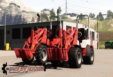 WEIDEMANN 1770 CX50 FIX V1.1.0.0