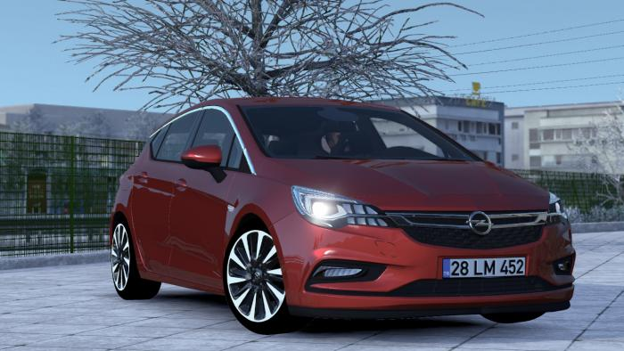 Opel Astra K R40 ETS 2 (1.38)