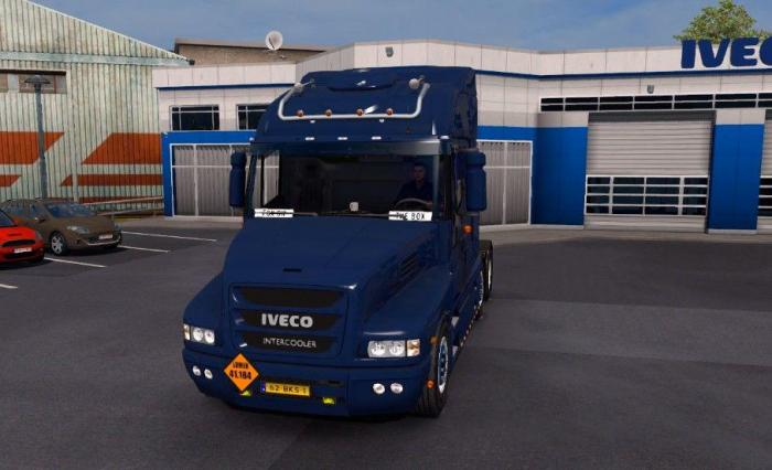 Iveco Strator 1.38