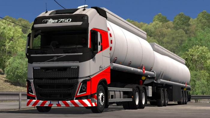 RPIE VOLVO FH16 2012
