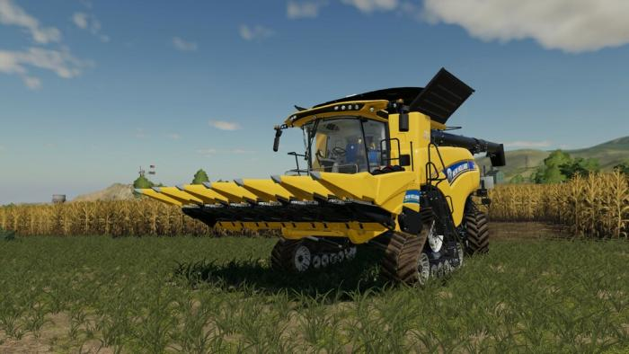 New Holland 980 CF6 v1.1