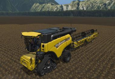 NEW HOLLAND HARVESTER V1.0