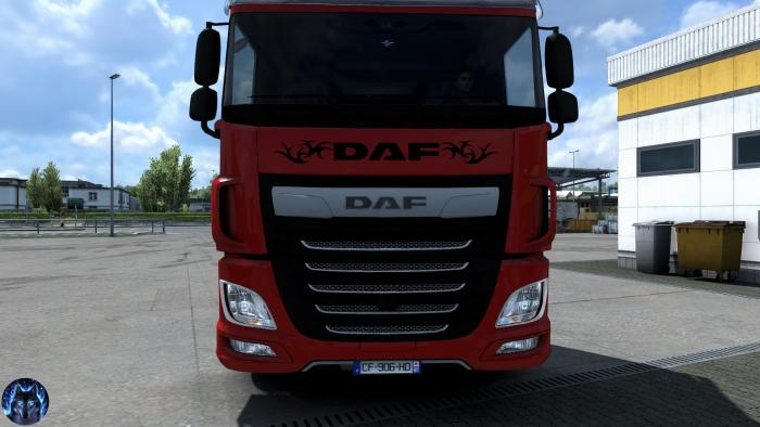 Daf XF Euro 6 Reworked v3.6 [Schumi] [1.39]