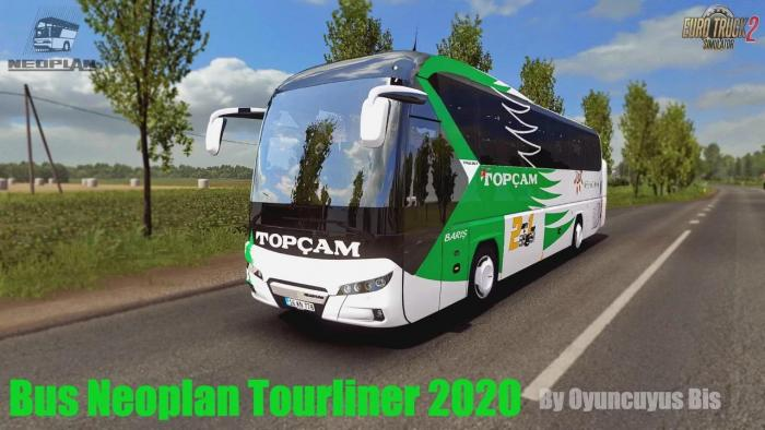 NEOPLAN TOURLINER 2020 V1.1 BY OYUNCUYUS BIS 1.39.X