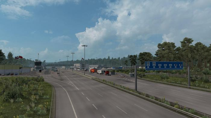 INNER GERMAN BORDER MOD V1.0.1