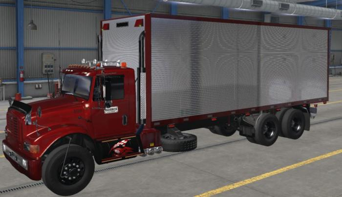 INTERNATIONAL 4700 ETS2 1.39