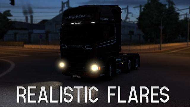 REALISTIC FLARES V1.0