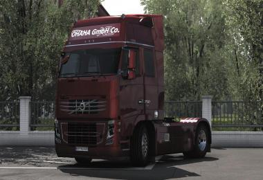 Volvo FH 2009 classic 22.00 (ETS2 v1.39)