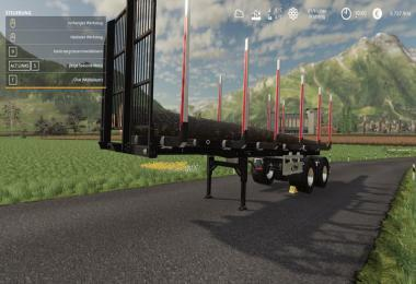 FORESTRY SEMI TRAILERS V1.0.0.0