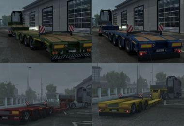 LIFT-ABLE AXLE FOR LOWBED AND LOWLOADER V1.1