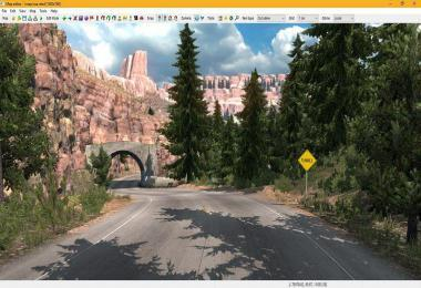 RADIATOR SPRINGS MAP ADDON 1.3A FOR ATS 1.39.X