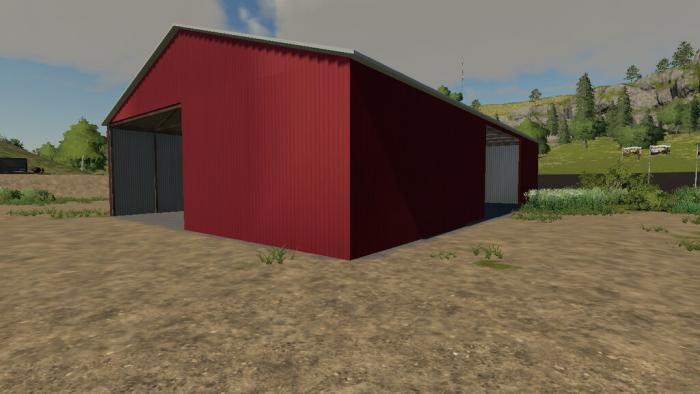 American Shed v1.2