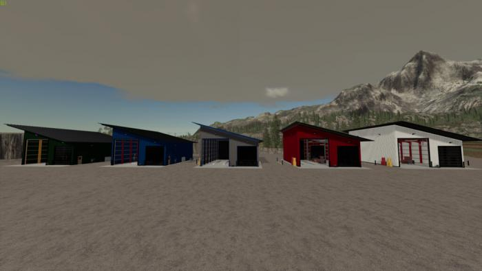 Medium Pull Through Workshop With Lift Pack v1.0.0.1