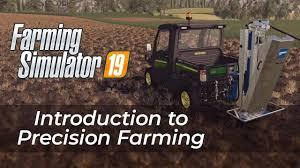 FS19 PRECISION FARMING EDIT V1.0.0.0