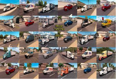 MEXICAN TRAFFIC PACK BY JAZZYCAT V2.2