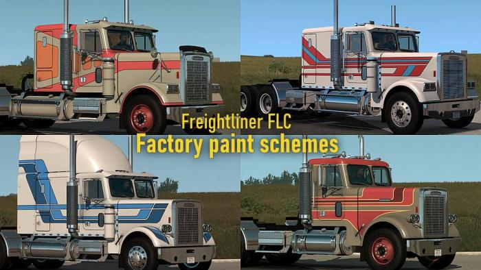 FLC FACTORY PAINT SCHEMES V1.0