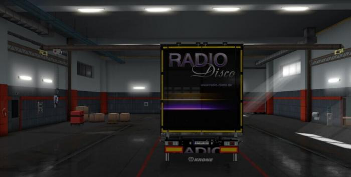 Radio Disco Trailer