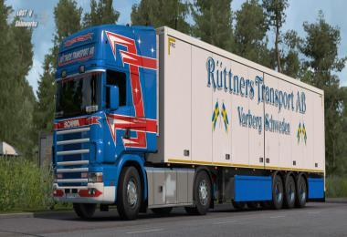 RÜTTNERS TRANSPORT SCANIA 4 SERIES COMBO V1.0