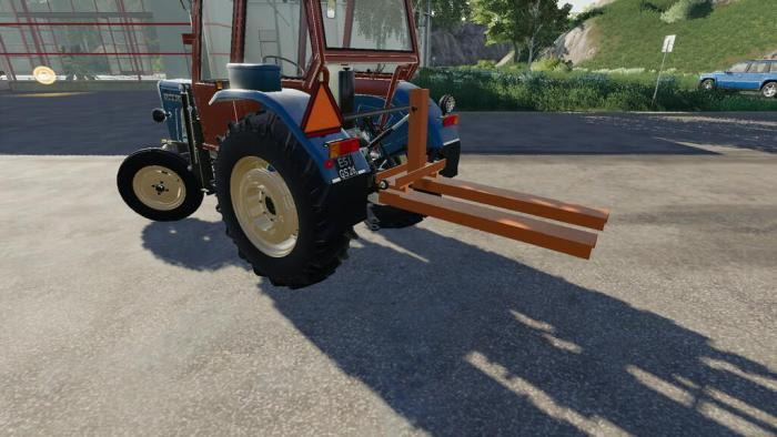LIZARD REAR PALLET FORK V1.1.0.0